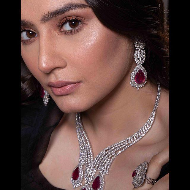 Latest Clicks Of Actress Dur-e-Fishan Saleem