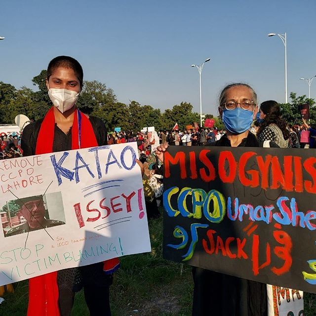 Countrywide Protests For Motorway Gang-Rape Survivor