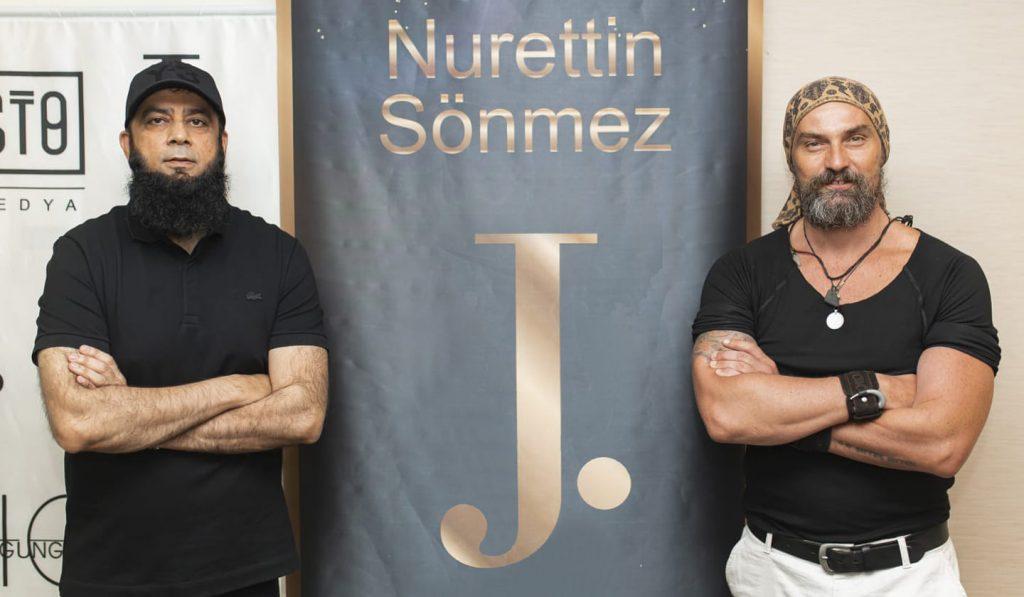 Turgul Alp And Bamsi Alp Are New J. Fragrance Brand Ambassadors