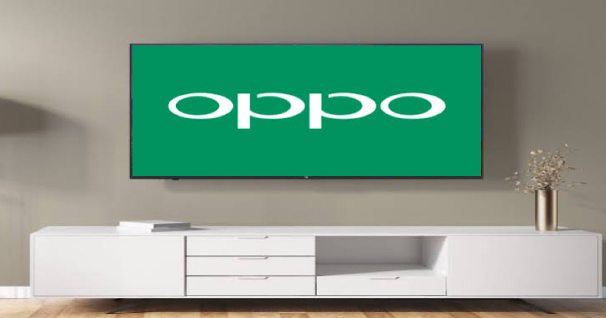 OPPO Smart TVs are Coming in October