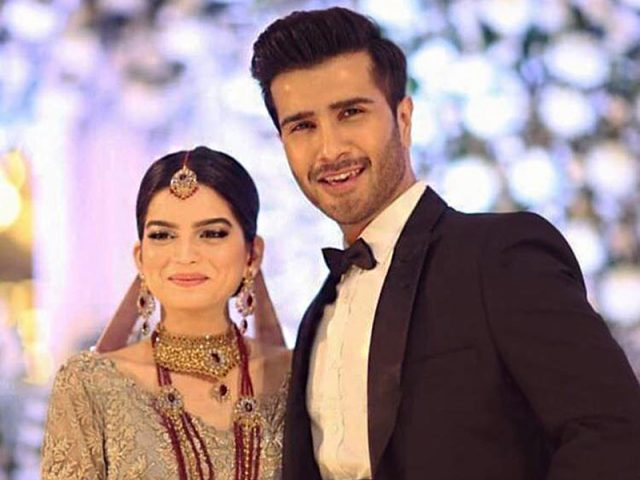 Feroze Khan With His Family