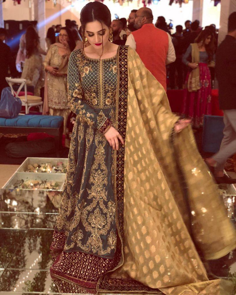 Top 10 Beautiful Dresses Worn By Aiman Khan