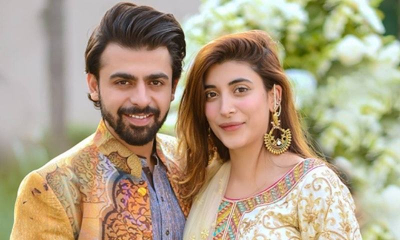 Urwa Wishes Farhan Saeed A Very Happy Birthday And Shares Some Pictures From The Celebration