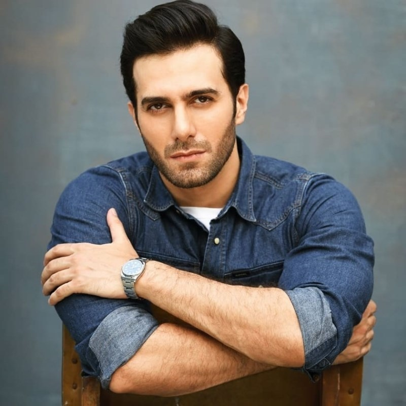 Emmad Irfani Discloses How He Opted Acting As A Career
