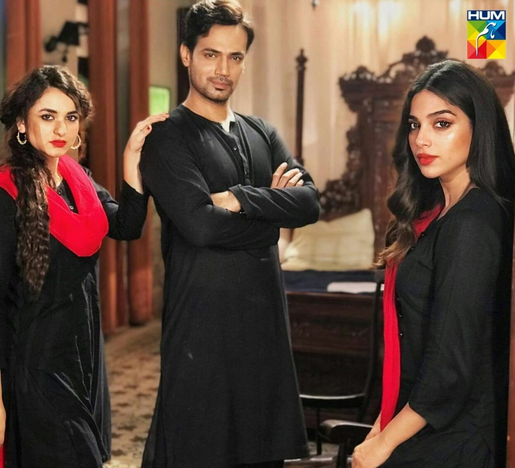 Ayeza Khan And Neelam Muneer Refused To Work In Ishq Zahe Naseeb