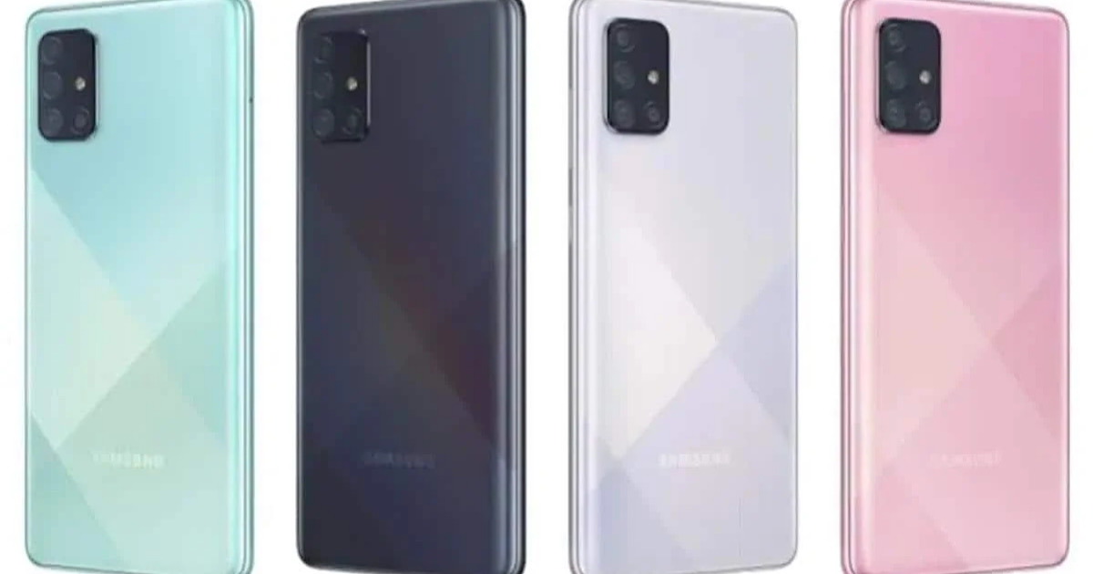 Samsung A72 price in Pakistan and specifications
