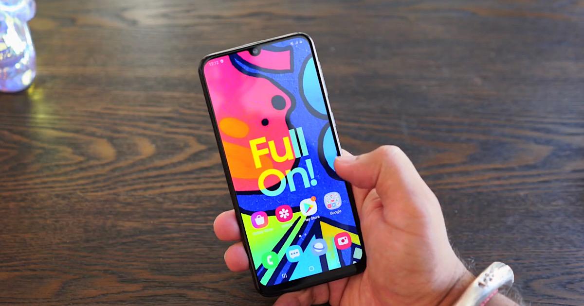Samsung F41