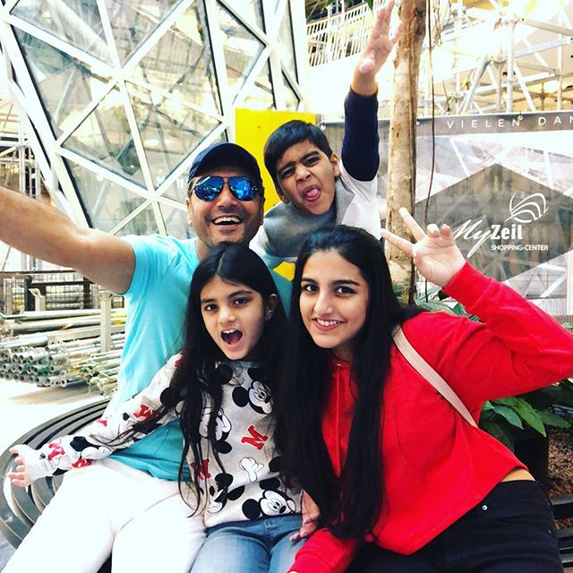 Adnan Siddiqui Penned Down Emotional Message For His Daughters