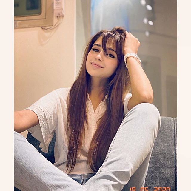 Aima Baig Talks About Biggest Loss Of Her Life