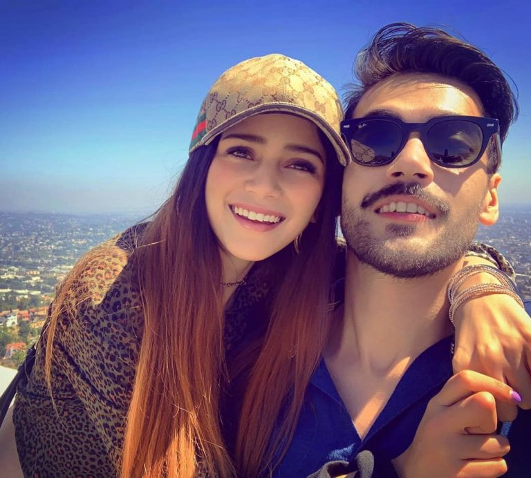 Aima Baig Talks About Marriage Plans With Shahbaz Shigri 12