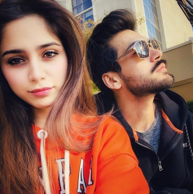 Aima Baig Talks About Marriage Plans With Shahbaz Shigri 14