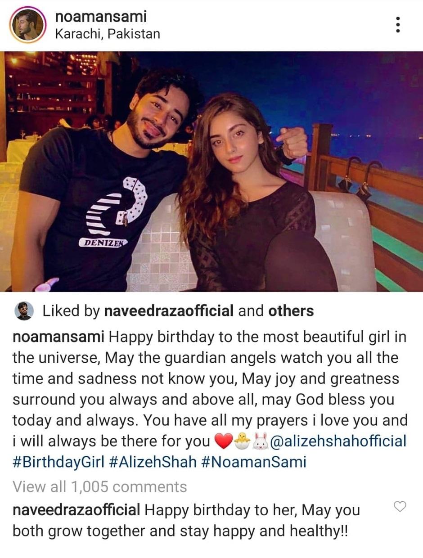 Alizeh Shah Noaman Sami 4