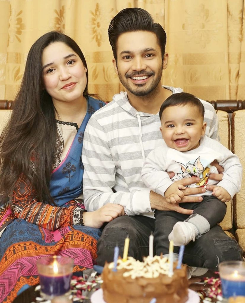 Latest Family Pictures Of Ayaz Samoo