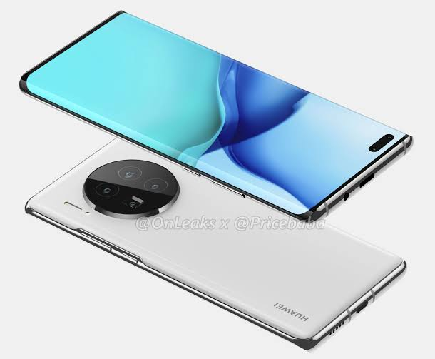 Huawei Mate 40 Pro Price in Pakistan and Specifications