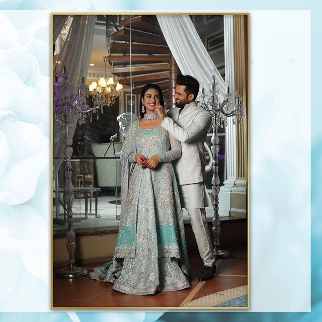 Falak Shabir Singing Song For Wife Sarah Khan