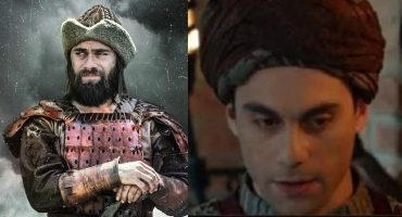Cavit Cetin As Ghazanfer Agha In Mera Sultan 16