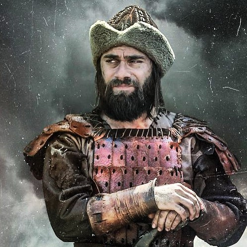 Cavit Cetin As Ghazanfer Agha In Mera Sultan 3