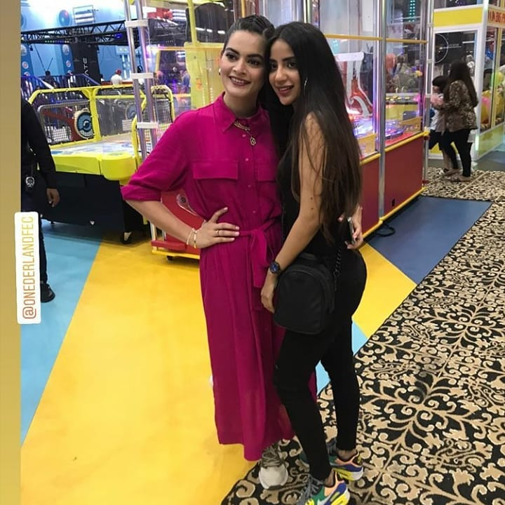 Celebrities Spotted at the Birthday Party of Amal Muneeb