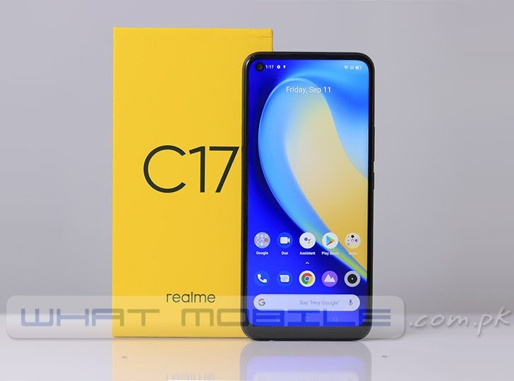 Realme C17 Launch Date, Specs & Price in Pakistan