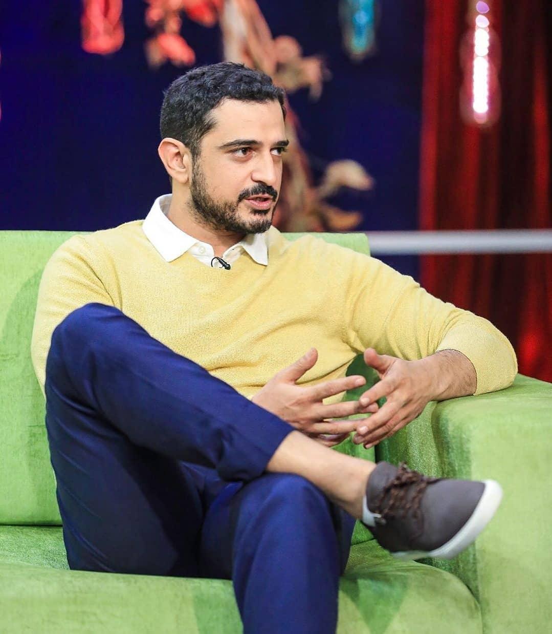 Newly Wed Actor Couple Faryal Mehmood and Daniyal Raheal on Bol Nights