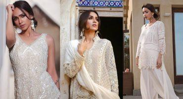 Faryal Mehmood Looks Gorgeous In Rizwan Beygs Dresses 21