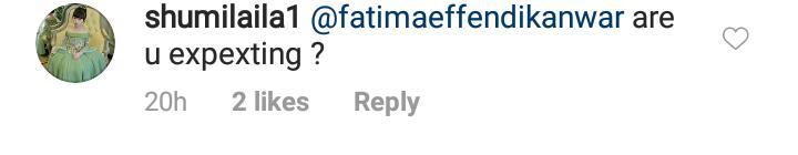 Fatima Effendi Gives Befitting Answer To Body Shamers 5