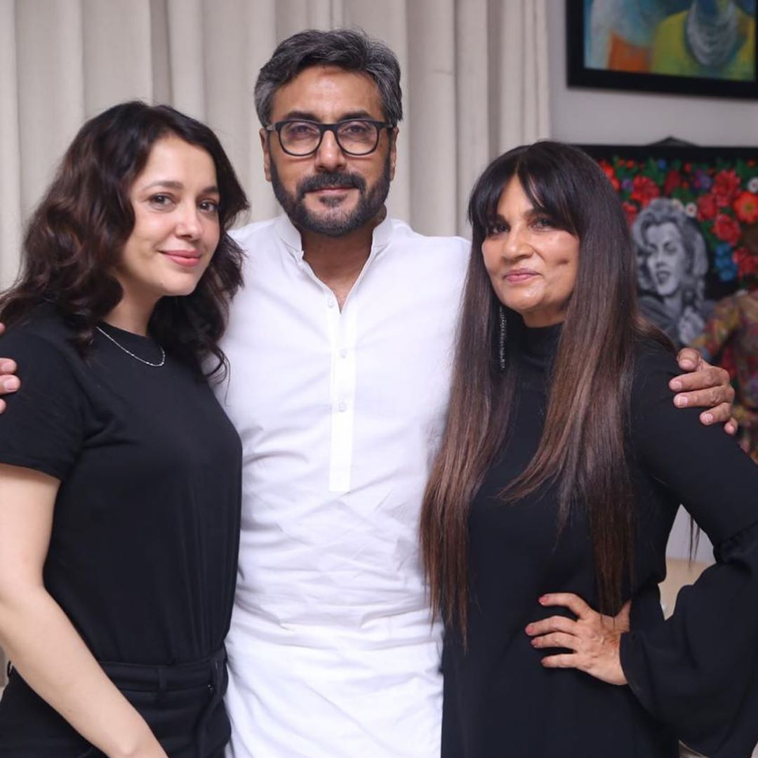 Frieha Altaf Birthday Party Pictures