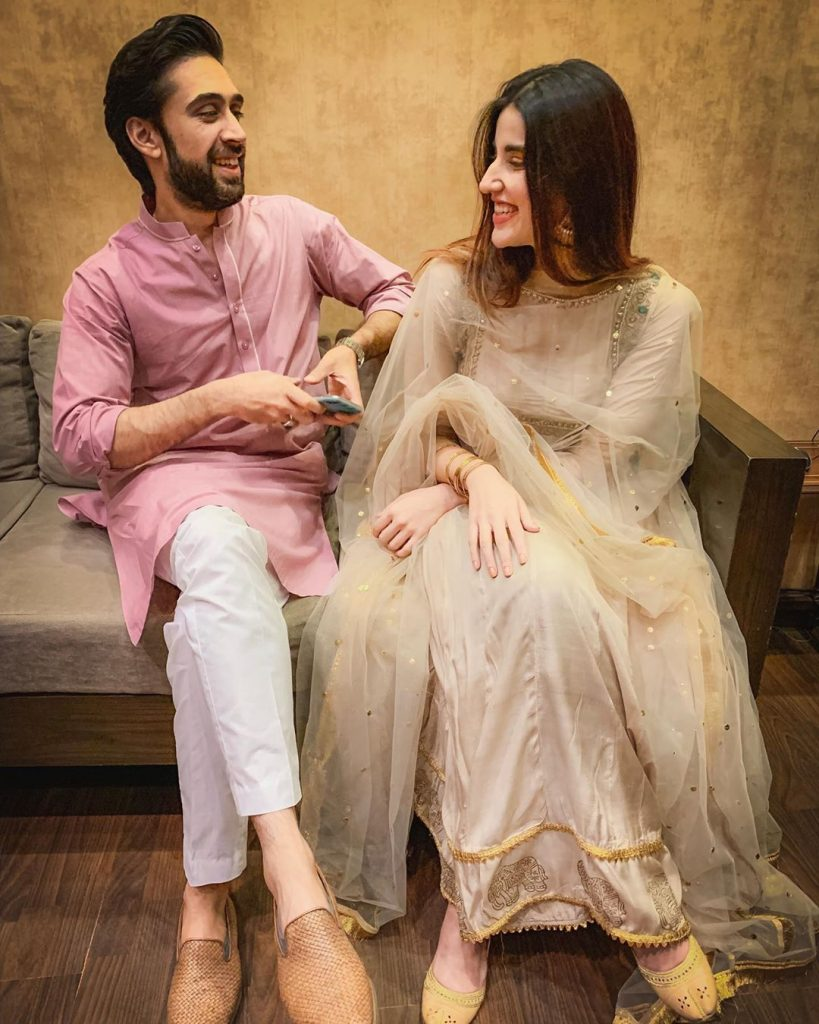 Hareem Farooq Clarified About Dating Rumours With Ali Rehman