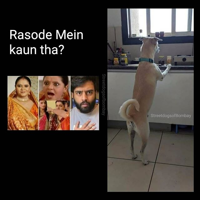 Here Are All The 'Rasode Mai Kaun Tha' Memes Which Will Make Your Day