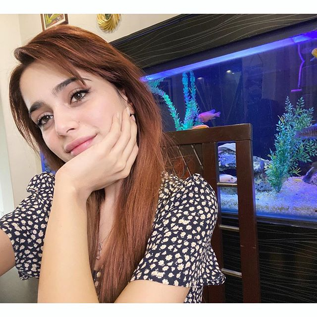 Here Is How Aima Baig Takes Care of Hair Skin And Weight 2
