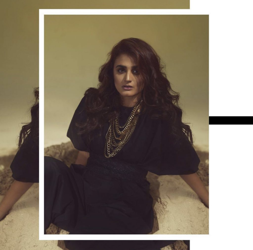 Hira Mani Slaying In Her Latest Photoshoot