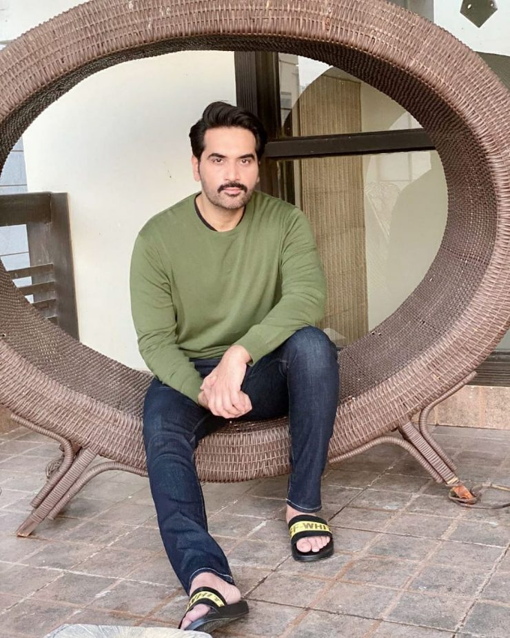 Humayun Saeed Spotted Doing Intense Workout
