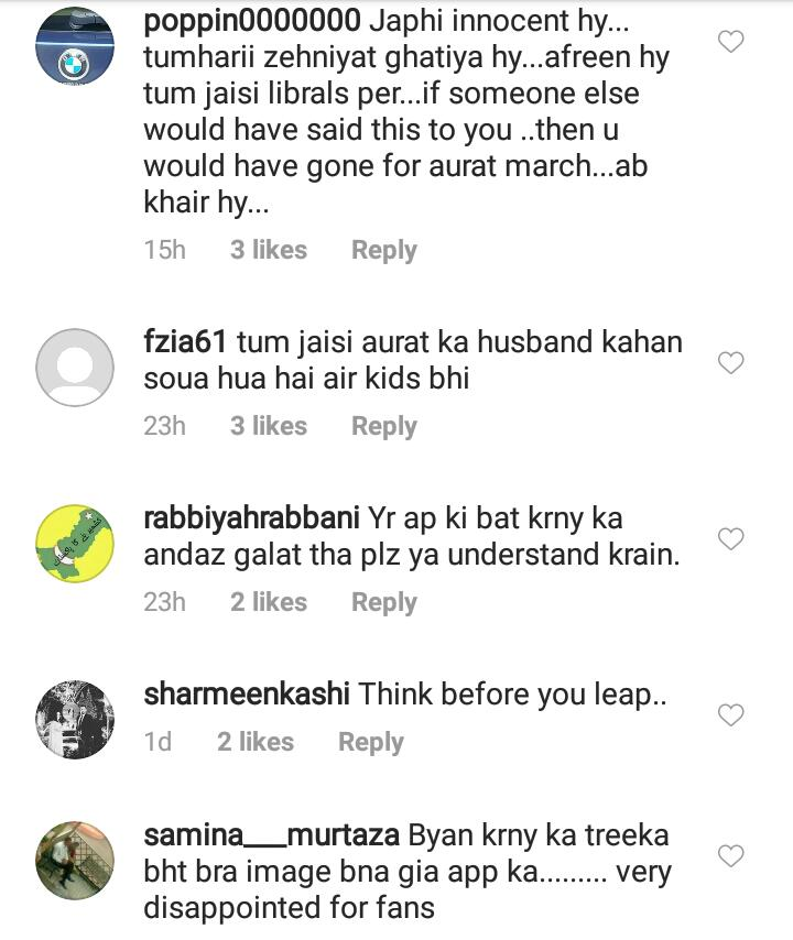 Iffat Omar Justifies Her Act By Calling It 'Innocent Jhappi' And People Bashed Her Again
