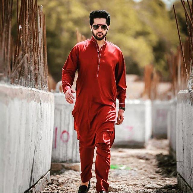 Imran Ashraf As Child Artist In Drama Serial Goodbye Reshma 13