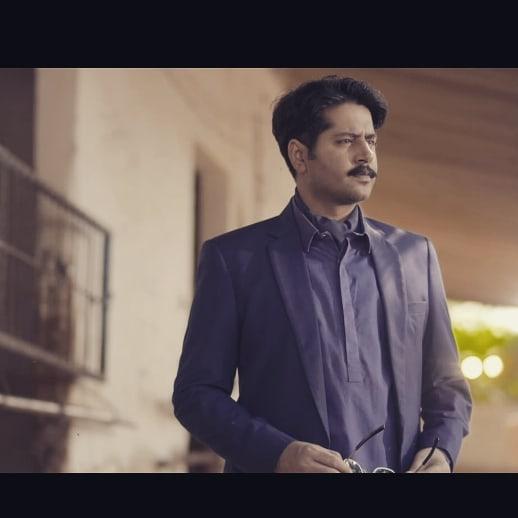 Imran Ashraf As Child Artist In Drama Serial Goodbye Reshma 14