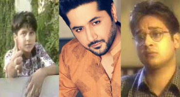 Imran Ashraf As Child Artist In Drama Serial Goodbye Reshma 48