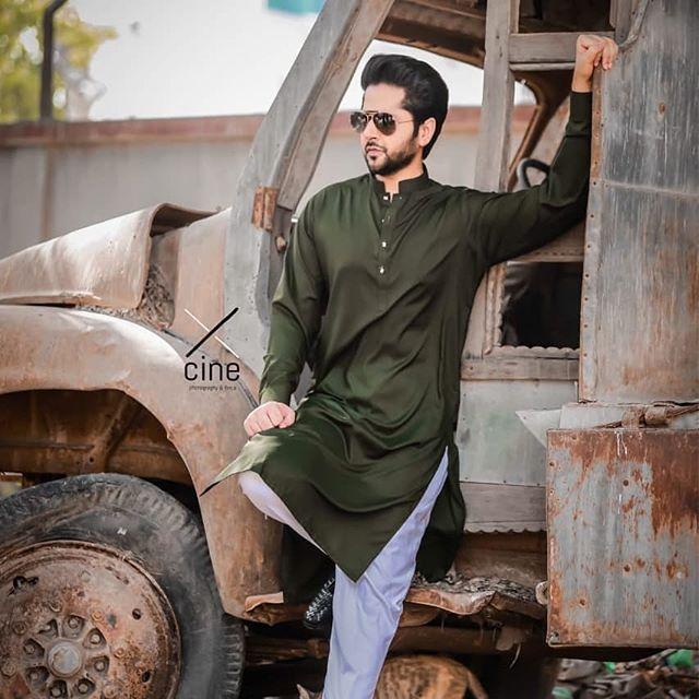 Imran Ashraf As Child Artist In Drama Serial Goodbye Reshma 9
