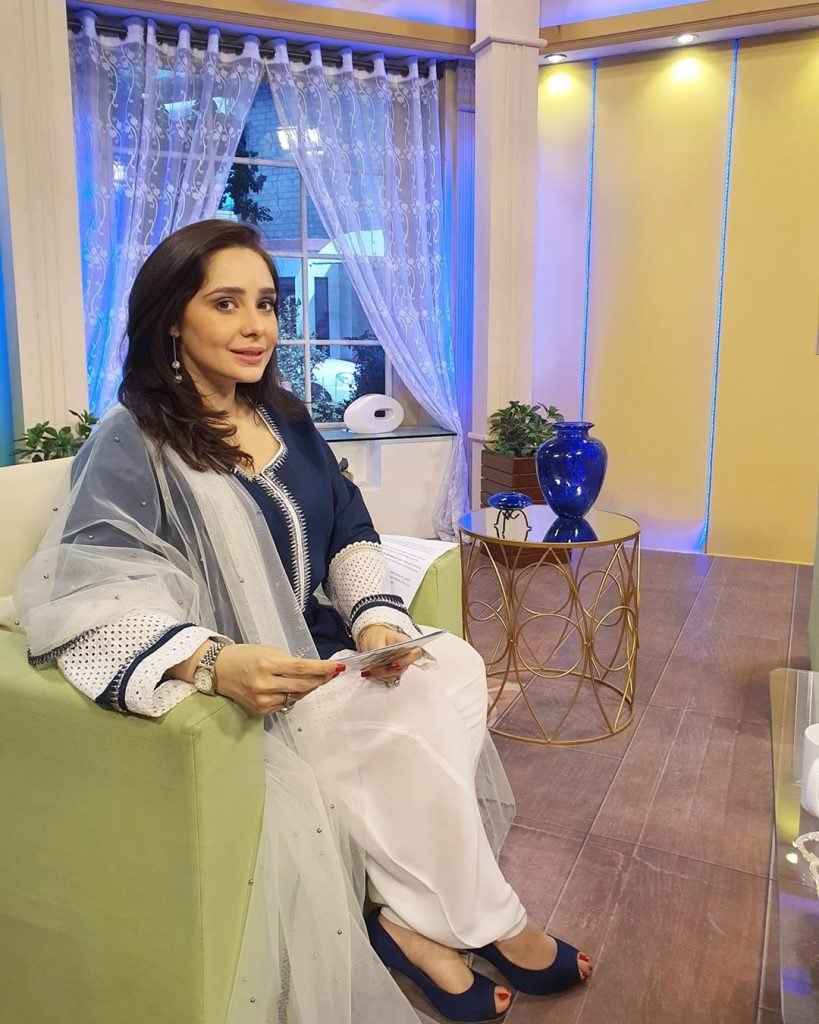 Juggun Kazim Shared Her Complete Pregnancy Jounrney
