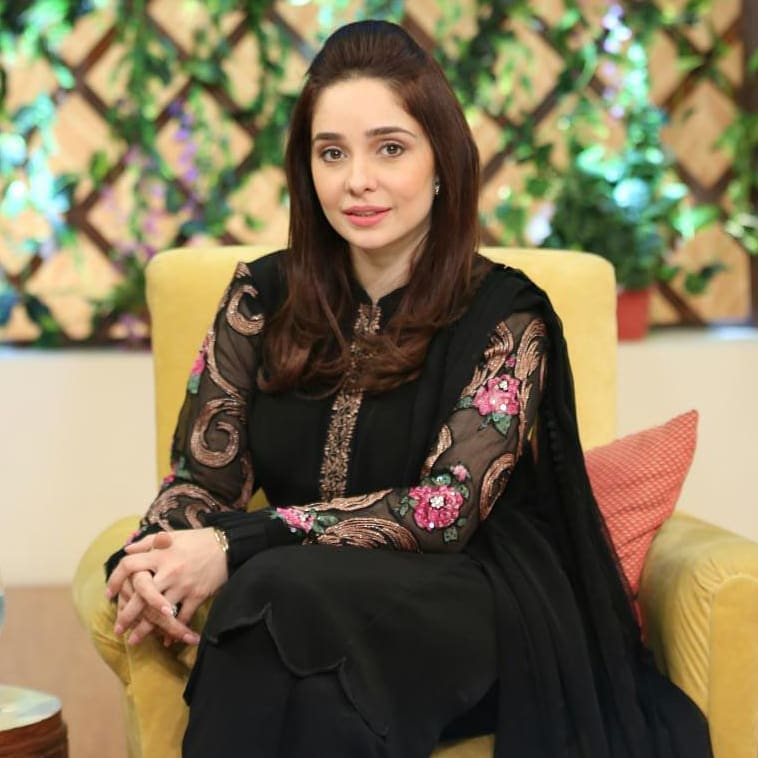 Juggun Kazim Shared Her Complete Pregnancy Jounrney