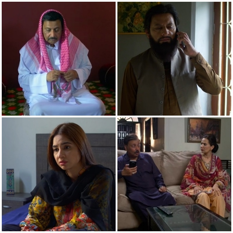 Kashf Episode 22 Story Review - Torn Between Father & Husband