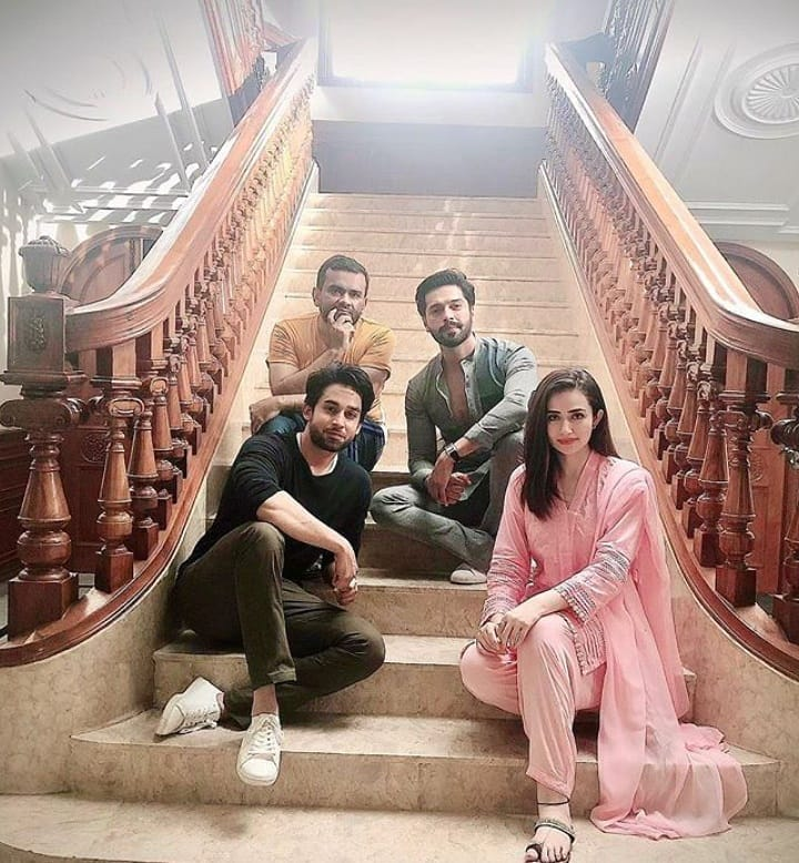Latest Updates From Sets Of Upcoming Drama 'Dank'
