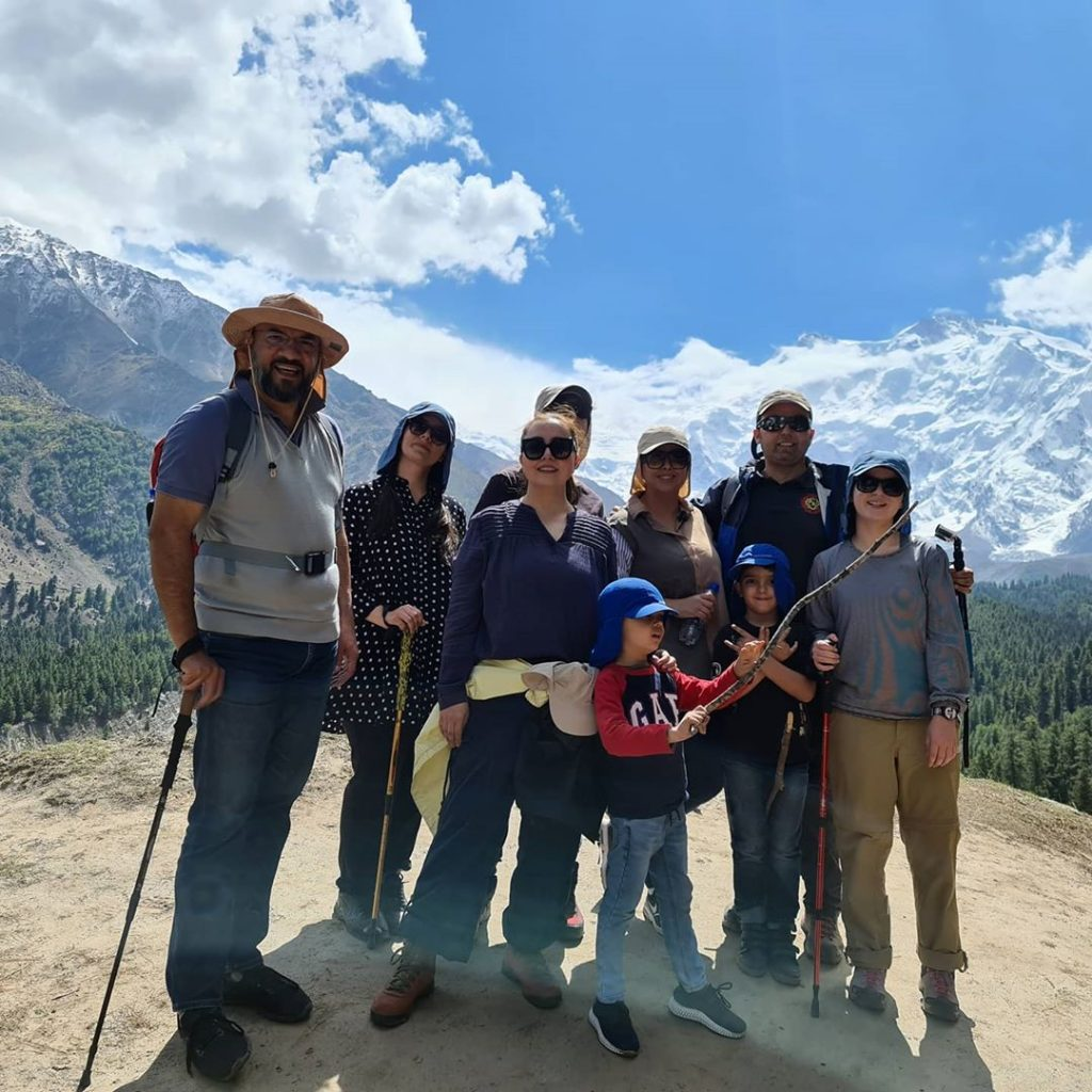 Maria B Shared details From Her Trip To Northern Areas 4