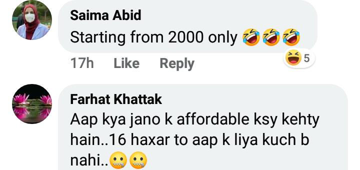 Maria B. Trolled For Her So Called 'Affordable' Jewellery Collection