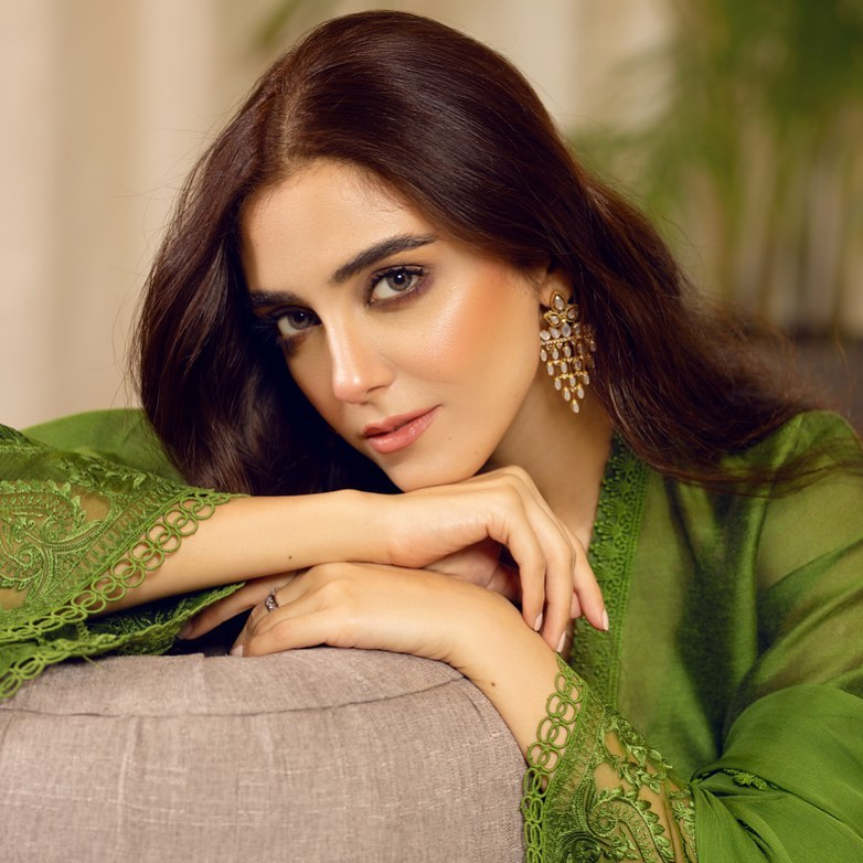 Maya Ali Shared Pictures With Meaningful Poetry