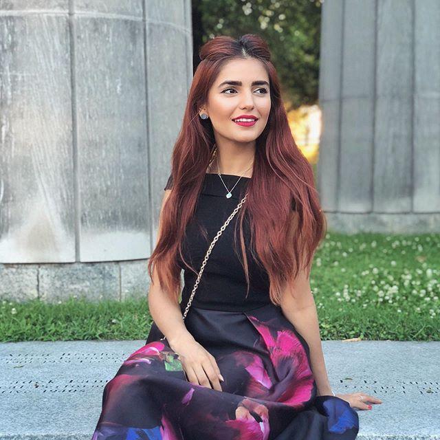 Momina Mustehsan Takes A Trip To Skardu