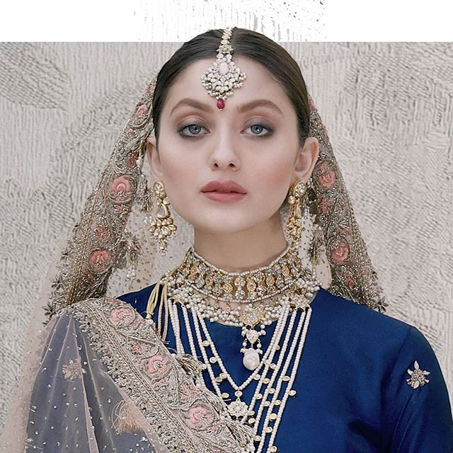 Neha Rajpoot Looks Undeniably Gorgeous In Bridal Outfits 1
