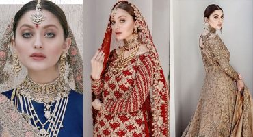Neha Rajpoot Looks Undeniably Gorgeous In Bridal Outfits 26