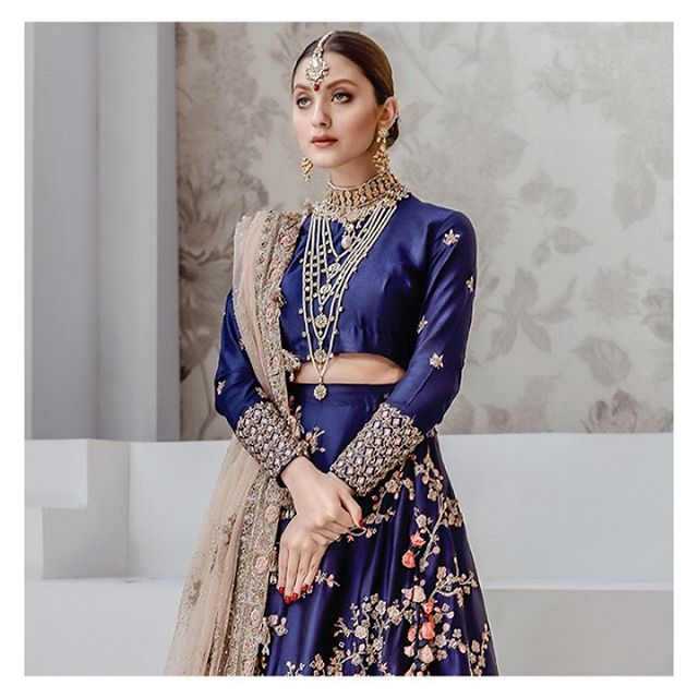 Neha Rajpoot Looks Undeniably Gorgeous In Bridal Outfits 4