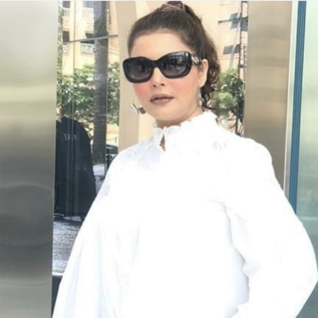 Nida Yasir On Vacations With Her Family-Pictures