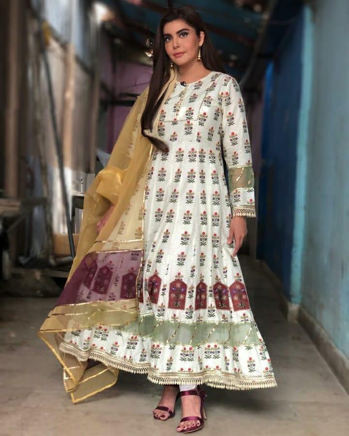 Nida Yasir Talks About Reason Of Her Weight Gain